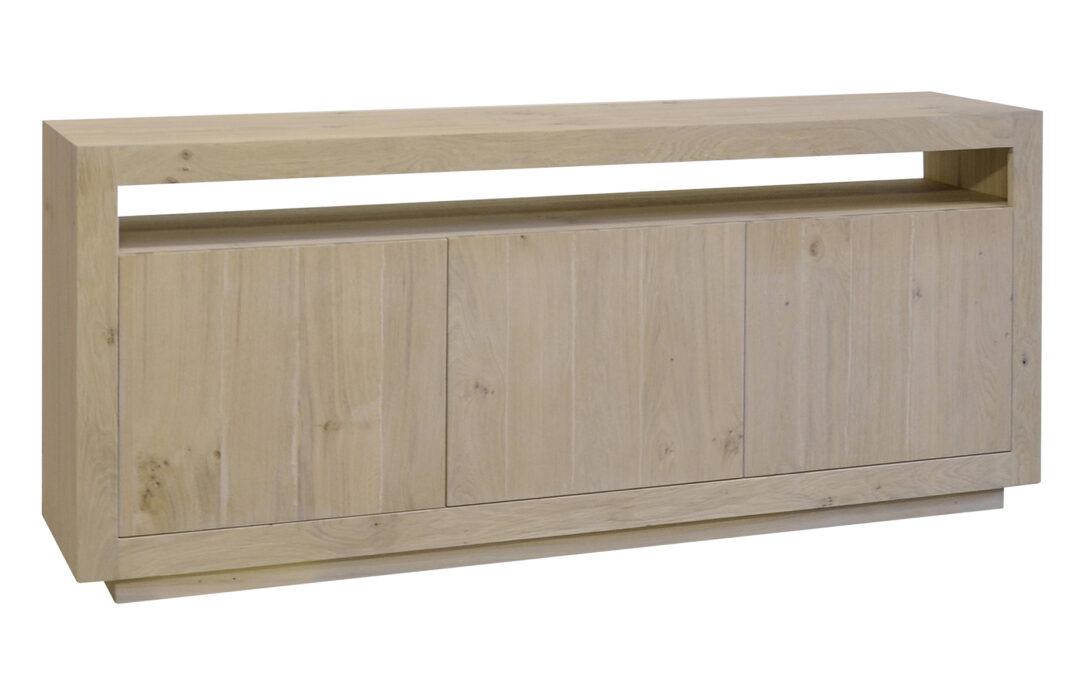 Dressoir Helder 3drs open